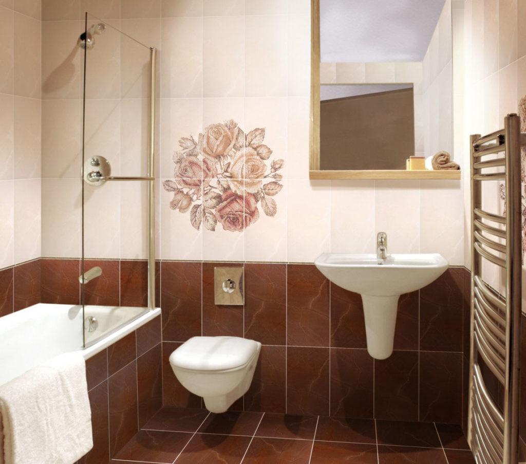 Косметический ремонт ванной комнаты в СПб