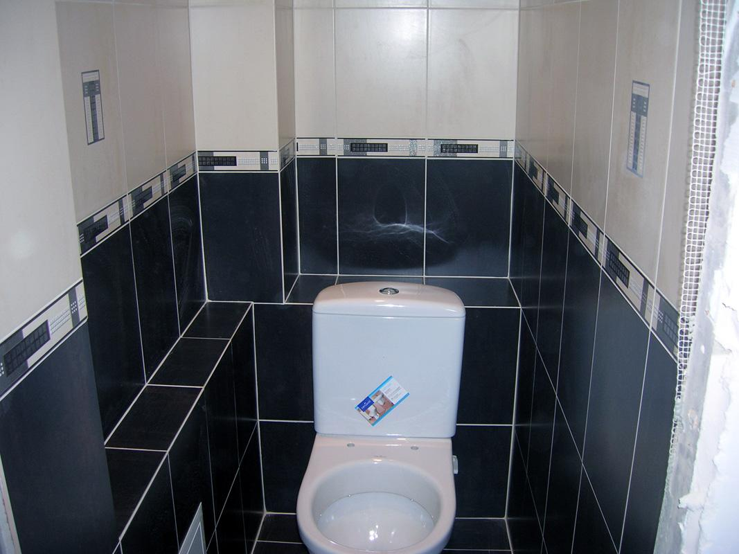 Ремонт туалета в Хрущёвке