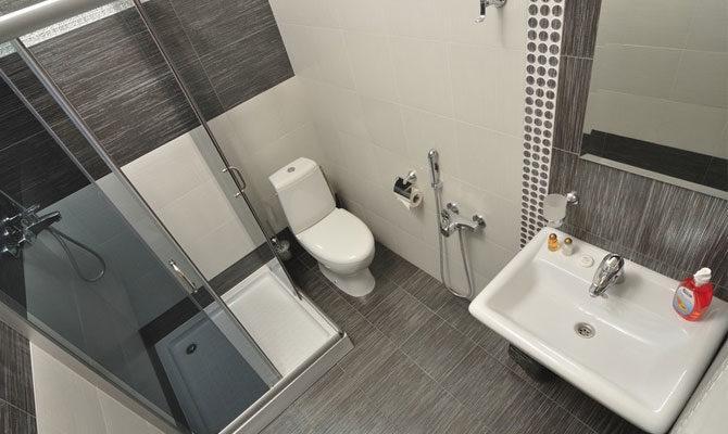 Ремонт туалета в брежневке