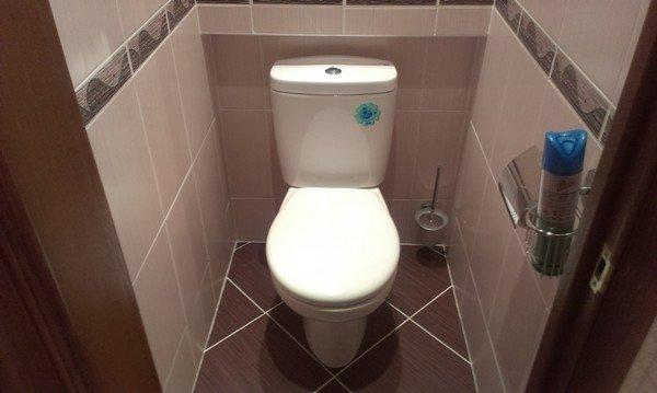 Ремонт туалета в корабле