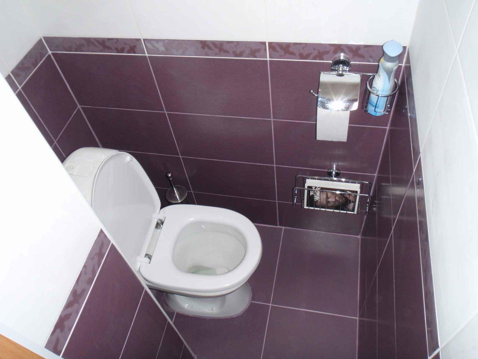 Ремонт туалета в сталинке в СПб