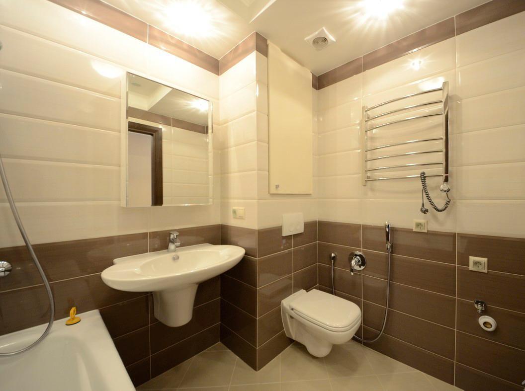 Ремонт ванной в хрущевке в СПб